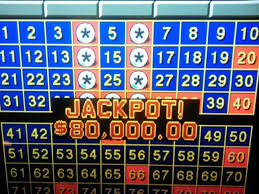 Outrageous Jackpots numbers
